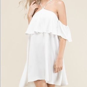 Dresses & Skirts - Off the shoulder dress